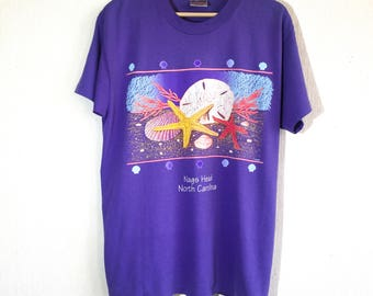1990s Nags Head, North Carolina vintage t-shirt