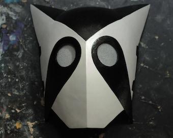 Geometry Mask. Party mask. Decorative mask.