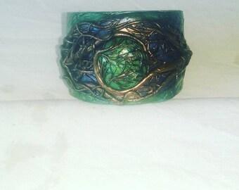 forest fairy bracelet