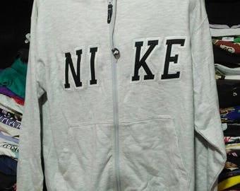 Vintage Clothing 90's Rare Nike Hoodies Size L