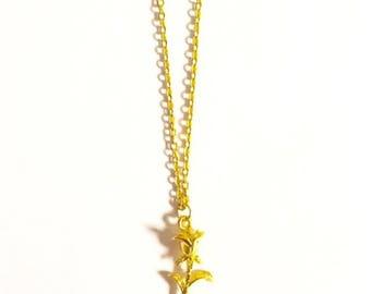 Belle Rose Necklace