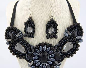 Set Necklace and bracelet