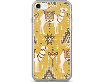 Camel iPhone Case, Phone Case Camel, Camel Phone Case, Protective iPhone Case, iPhone 7 Case, iPhone 6 Case, iPhone 5 Case, Camel Lover
