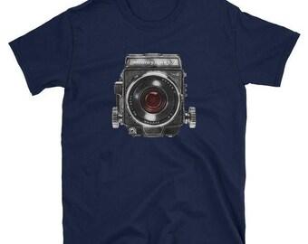 Mamiya RB Vintage Camera T-Shirt