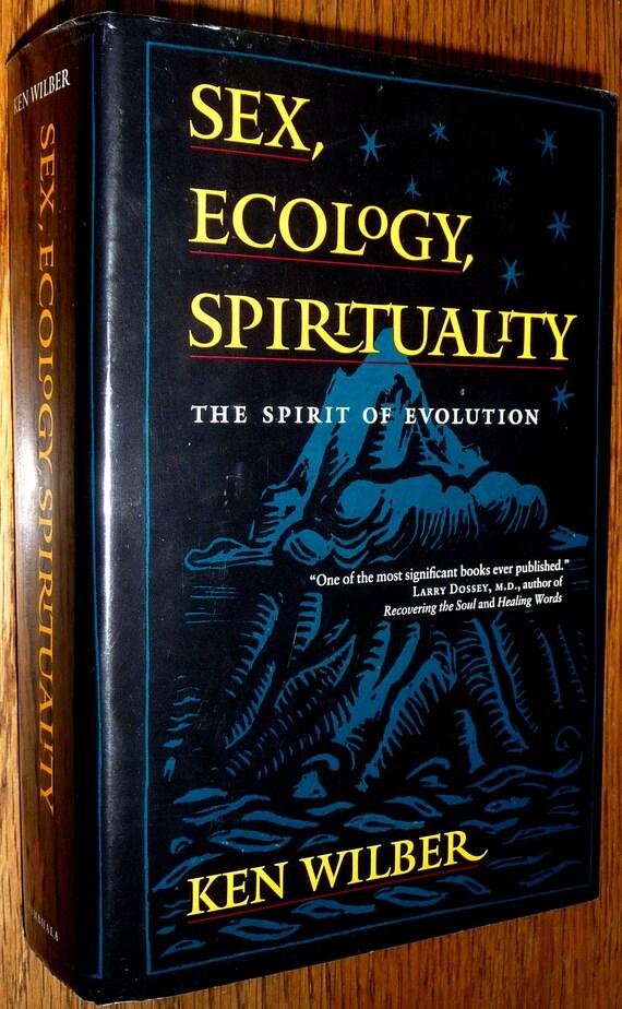 Sex, Ecology, Spirituality: The Spirit of Evolution by Ken Wilber Hardcover HC w/ Dust Jacket 1995 Shambhala