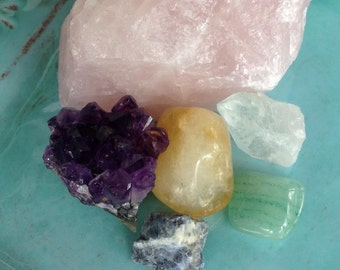 Designed for You - Set of CHARGED Crystals