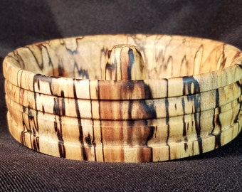 Spalted Maple Ring Bowl #2