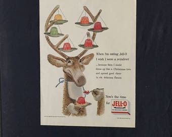 Vintage Jell-O Ad