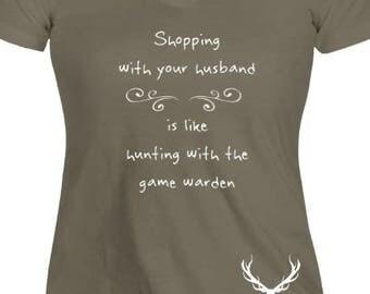 Shopping Game Warden
