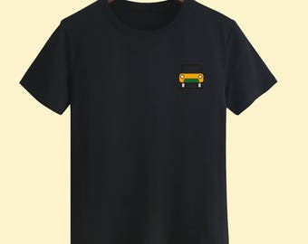 Small Car Unisex T shirt,T Shirts For Men,T Shirts For Women,T Shirt For Youth,Street T-shirts Hipster T Shirt Customize Gift T Shirt