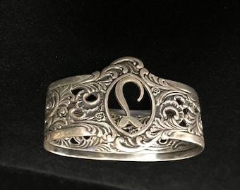 900 Silver Napkin Ring