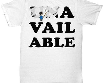 Approachable - YES! - Fun White Party Tee Shirt