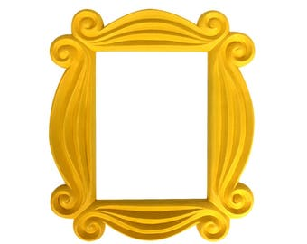 Friends Peephole Picture Frame