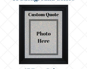 Engagement Picture Frame, Engagement Picture, Engagement Photo, Engagement Photo Frame, Custom Frame, Custom Quote, Personalized Photo Frame