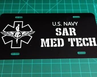 SMT License Plate