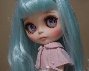 B#024 Blythe Custom Doll  OOAK