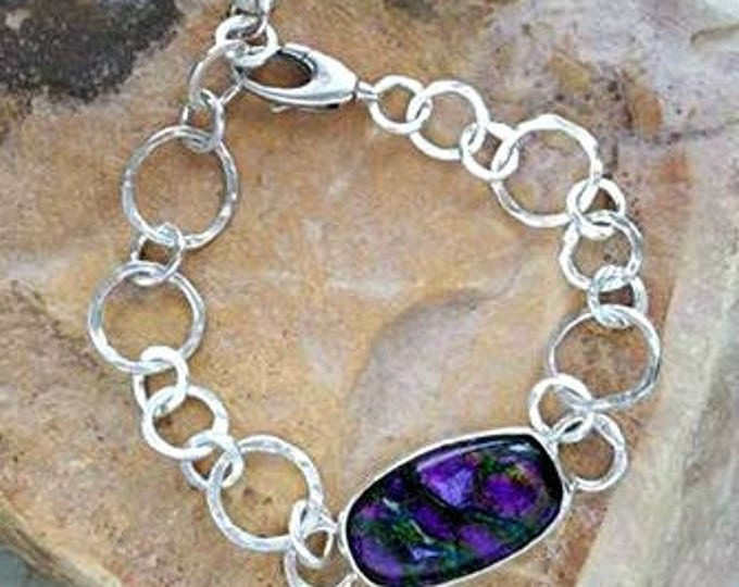 Aurora Circles of Love Memorial Bracelet in Sterling Silver, Ashes in Glass. Pet Memorials, Cremation Jewelry