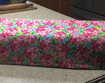 Cricut Dust Cover - Lilly Roses