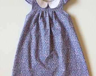 Handmade girls' dress