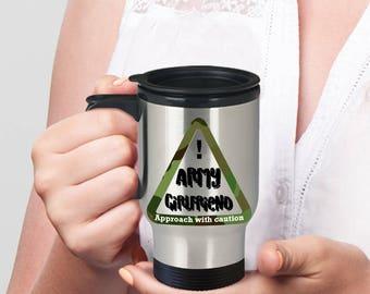 Army Girlfriend Travel Mug