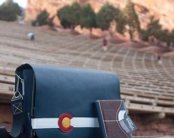 Day Trooper Messenger Bag: Colorado Edition