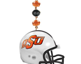 Oklahoma State University *Football Helmet* Magnetic Ornament, Osu Cowboys,Osu,Osu Ornament,Osu Pistol Pete,Osu Cowboys,OSU decor,Osu Gift