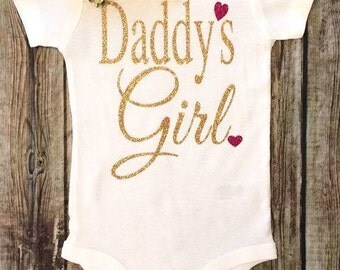 Daddy's Girl Shirt *FREE SHIPPING*