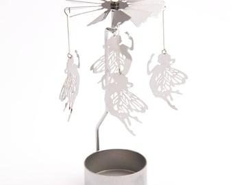 Spinning Fairy Tealight Holder