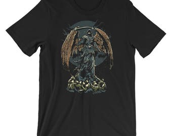 Dark Angel Short-Sleeve Unisex T-Shirt