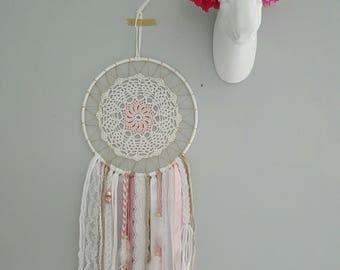 Dream catcher wedding Dreamcatcher - pink Lily