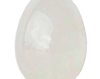 """2"""" Quartz egg"""