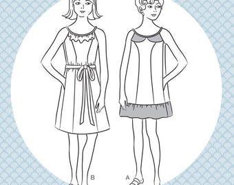 Christine Haynes Derby Dress Pattern