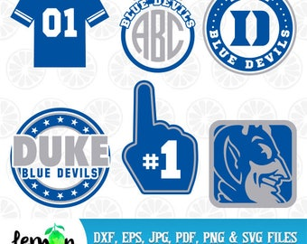 Duke University, Duke Football, Duke PNG, University Football, College Football, Duke Sports, instant download, 116