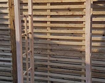 Flat Top 4 Rafters OAK Arch