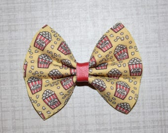 Butter Popcorn Bow