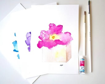 Flowers and colors