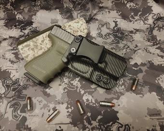 Elite Foam Fits Glocks - IWB & APPENDIX HOLSTER - All Models Available
