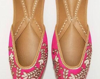 Rose Ballet Flats