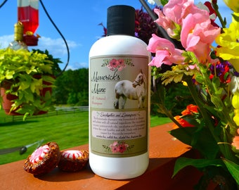 Eucalyptus and Lemongrass, All Natural Shampoo