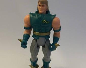 Vintage 1993 toy Vortex Double Dragon action figure