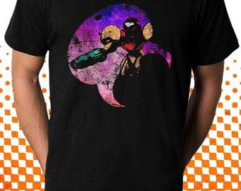 Metroid T-Shirt | Samus