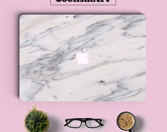 Marble Grain Macbook Skin Laptop Sticker for Apple Macbook Decal Air Retina Pro 11 12 13 15 inch Mac HP Dell Acer Protective Full Cover Skin