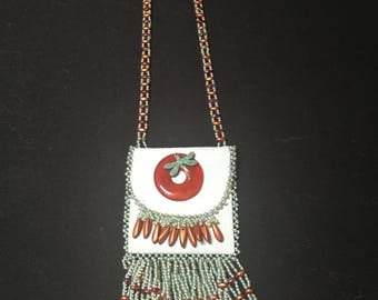 Amulet Bag Necklace