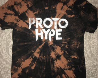 Protohype- Puppycrew- Bleached Shirt