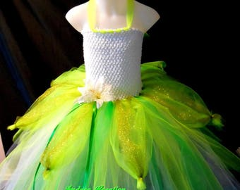 Beautiful tutu dress, flower dress, princess dress