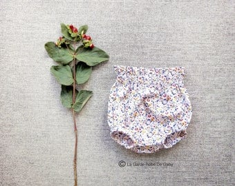 Bloomer in Liberty Of London Fabric - Betsy Ann Pivoine