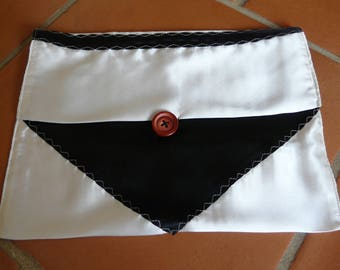 Silk lingerie bag