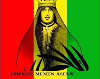 Empress Menen Flag