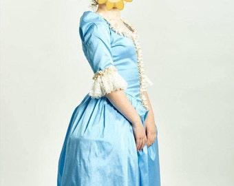 Children's Marie Antoinette Style Costume 9 years