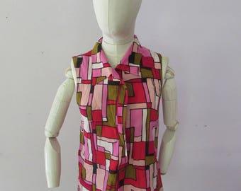 Dolce and Gabbana Sleeveless Shirt